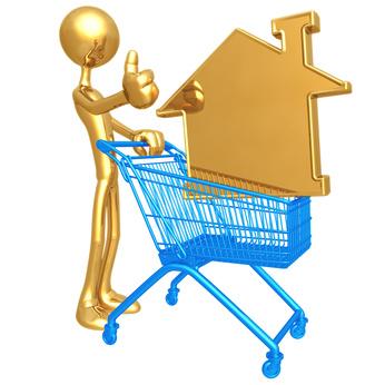Shopping Cart Home